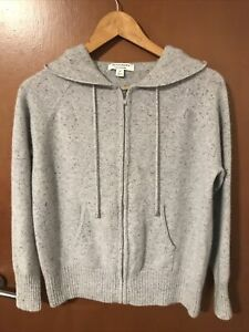 hoodie Pur Cashmere M&S New M