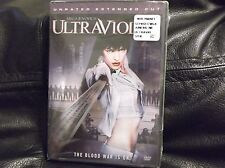Ultraviolet (DVD, 2006, Unrated Extended Cut) NEW