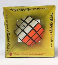 Vintage 1980 Rubik's Cube Toy Factory Sealed Puzzle Game NIB Original Package