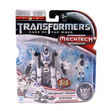 Hasbro TRANSFORMERS 29618 Mechtech Human Alliance Icepick/Chaos