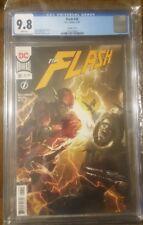 Flash #38 Mattina Cover Variant CGC 9.8 DC