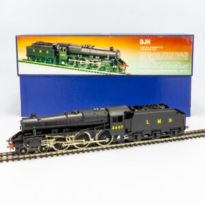DJH K75 Kit Built LMS Stanier 4-6-0 The Black Five Locomotive - Boxed