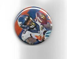 "Von Miller Denver Broncos 2 1/4"" Football Button"