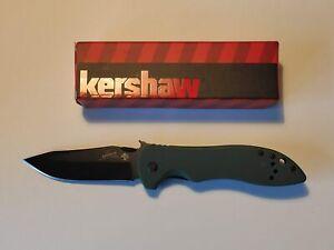 Kershaw KW-6074OLBLK Taschenmesser Emerson Klappmesser Messer 18cm CQC-5K NEU!