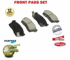 FOR SUZUKI ALTO 1.1i 2002-2006  NEW FRONT BRAKE DISC PADS SET OE QUALITY