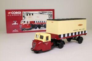 Corgi Trucks 15003; Scammell Scarab; British Railways Parcels; Very Good Boxed