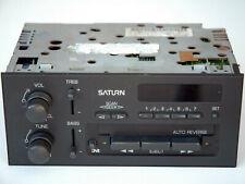 New listing Gm Delco Saturn Oem In-Dash Am Fm Radio Cassette Player Auto Reverse # 21021520