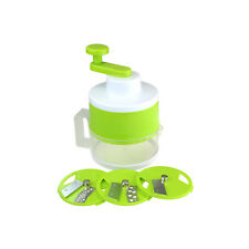 Vertical Spiralizer Vegetable Fruit Spiral Maker Manual Slicer Cutting Chopping