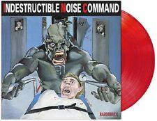 I.n.c. - Razorback (new*lim.175 DLP Red VINILE * us thrash/Speed Metal Classic)
