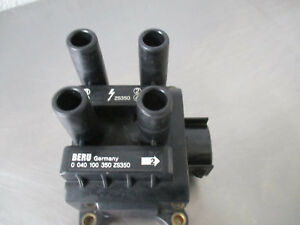 Zündspule Beru 0040100350ZS350 Ford Focus I 1,6 16V 74 kW 100 PS Bj. 06.2000