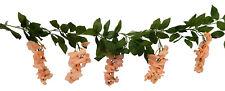Wisteria Garland ~ MANY COLORS ~ Silk Flowers Wedding Arch Chuppah Gazebo Decor
