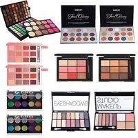 Eyeshadow Palette Glitter Shimmer Matte Makeup Long Lasting Eye Shadow Cosmetic