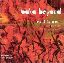 Baka Beyond East to West by Baka Beyond (CD, May-2002, March Hare)