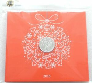 The Gift Of Christmas  UK  £20 Silver Coin  2016