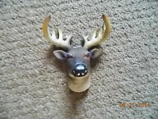 Big Buck Deer Head Magnet