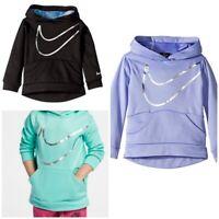 Nike Kids Therma Tunic Hoodie Pullover DRI-FIT(Toddler) GIRLS SZ 2-6X PICK $44