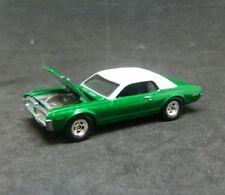 Hot Wheels 2007 Ultra Hots Series '68 Mercury Cougar Green LOOSE
