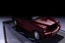 Sunstar 1126 Londra Cab Taxi TX1 1998 Targa Rosso 1:18 Conf. Orig.