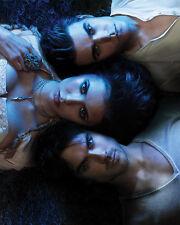 The Vampire Diaries Nina Dobrev Ian Somerhalder Paul Wesley photo 8x10 pic 141