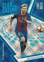 2017 Panini Revolution Soccer 'Star Gazing' Cosmic Parallel Serial #'d to /100
