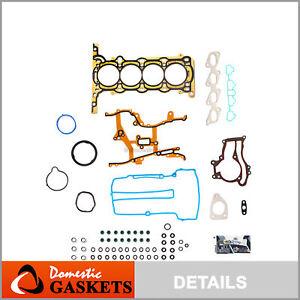 Head Gasket Set Fits 11-16 Buick Encorde Chevrolet Cruze Sonic Trax 1.4L