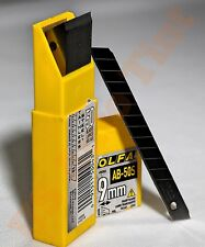 OLFA Blades Stainless Steel (50) pack for auto tint Snap Off SS Cutting Blades