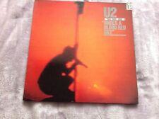 U2 under a blood red sky mini LP