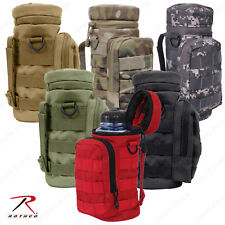 Rothco MOLLE Compatible Tactical Water Bottle Pouch