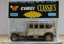 Corgi Classics 9041 1912 Rolls Royce Silver Ghost - Near Mint in Box (a)