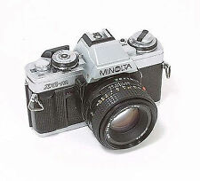 Minolta XG-M 35mm SLR Film Camera Body Only