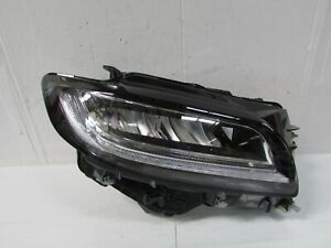 2019 2020 LINCOLN NAUTILUS FACTORY OEM RIGHT PASSENGER LED HEADLIGHT R7