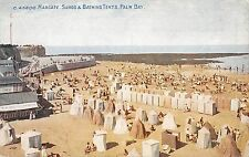 BR78531 sands and bathing tents palm bay margate   uk