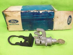 NOS FORD Trunk Lock D20Z-6543507-A Torino