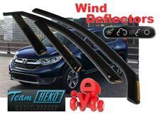 HONDA CR-V  V 2018 -   5.doors  Wind deflectors 4.pc  HEKO  17184