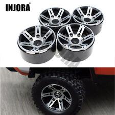 "1.9"" Beadlock Aluminum RC Wheel Rims For 1/10 Rock Crawler SCX10 D90 CC01 D110"