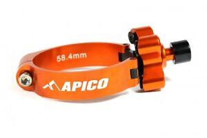 APICO FACTORY FRONT HOLESHOT LAUNCH CONTROL DEVICE - KTM SX65 02-18  - ORANGE