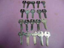 New listing 20 keys Lockwood 1004M Keys Blanks Uncut Locksmith