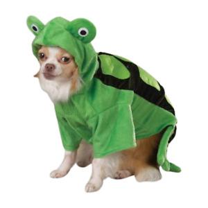"Land Sea Turtle Dog Puppy Costume Party Halloween Photos Plush MEDIUM 16"" New"