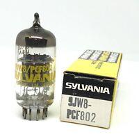 PCF802 9JW8 SYLVANIA Electronic Tube Valve