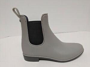 Sam Edelman Tinsley Rain Boots, Dove Grey, Womens 6 M