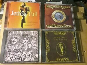 Jethro Tull Cds