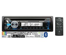 SONY MEX‑M70BT IN-DASH CD MP3 USB BLUETOOTH MARINE BOAT AUDIO STEREO RECEIVER