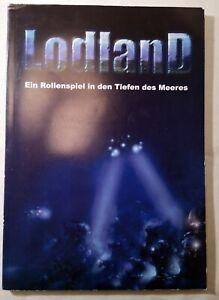 Lodland - Rollenspiel - Grundregelwerk - Selten - Envoyer - Unterwasser