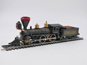 Rivarossi 4-4-0 HO Scale Locomotive -W&ARR (READ DESCRIPTION)