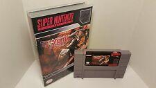 BS the Legend of Zelda B.S. - SNES Super Nintendo Media Case NTSC