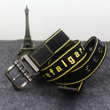 Cosplay One Piece Trafalgar Law Anime Manga Gürtel Belt 109x3.8cm Leinwand Neu