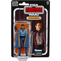 Star Wars ESB LANDO CALRISSIAN 6-Inch Action Figure 40th Anniv Kenner Brand