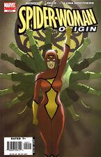 Spider-Woman - Origin (2006) #2 of 5