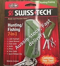 Swiss+Tech 7-in-1 Hunting/fishing PRICE REDUCED WAS $19.75