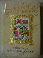 Marvel Masterworks 3 X-Men 1 2 3 4 5 6 7 8 9 10 Hardcover HC HB dust jacket 1st